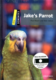 Dominoes: One: Jake's Parrot Pack, Mixed media product Book