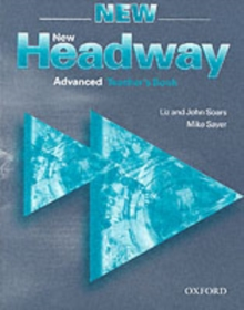 New Headway: Advanced: Teacher's Book : Six-level general English course, Paperback Book