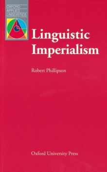 Linguistic Imperialism, Paperback Book