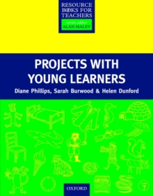 Projects with Young Learners, Paperback Book