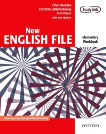New English File: Elementary: Workbook : Six-level general English course for adults, Paperback Book
