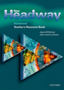 New Headway: Advanced: Teacher's Resource Book : Six-level general English course, Paperback / softback Book