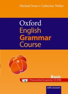 Oxford English Grammar Course: Basic: with Answers CD-ROM Pack, Mixed media product Book