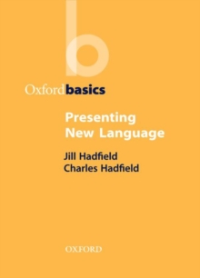 Presenting New Language, Paperback Book