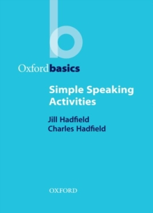 Simple Speaking Activities, Paperback / softback Book