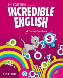 Incredible English: Starter: Class Book, Paperback / softback Book
