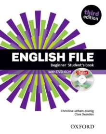 English File: Beginner: Student's Book with iTutor : The Best Way to Get Your Students Talking, Mixed media product Book