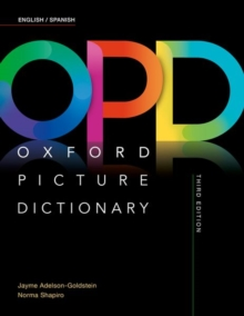 Oxford Picture Dictionary: English/Spanish Dictionary, Paperback / softback Book