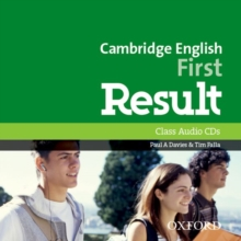 Cambridge English: First Result: Class Audio CDs, CD-Audio Book