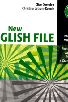 New English File: Intermediate: Multipack A : Six-Level General English Course for Adults, Mixed media product Book