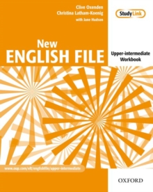 New English File: Upper-Intermediate: Workbook : Six-Level General English Course for Adults, Paperback Book