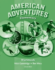 American Adventures Elementary: Workbook, Paperback Book