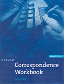 Oxford Handbook of Commercial Correspondence, New Edition: Workbook, Paperback Book