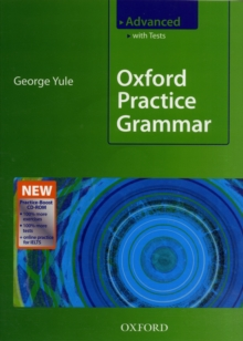 Oxford Practice Grammar: Advanced: With Key Practice-Boost CD-ROM Pack, Mixed media product Book