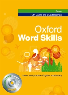 Oxford Word Skills: Basic: Student's Pack (Book and CD-ROM), Mixed media product Book