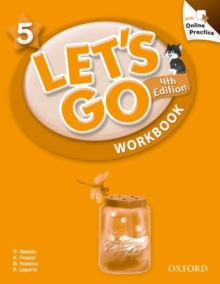 Let's Go: 5: Workbook with Online Practice Pack, Mixed media product Book
