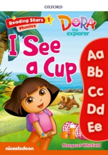 Reading Stars: Level 1: I See a Cup, Mixed media product Book
