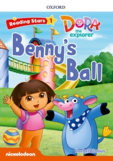 Reading Stars: Level 1: Benny's Ball, Mixed media product Book