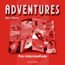 Adventures Pre-Intermediate: Audio CD, CD-Audio Book