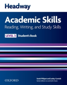 Headway Academic Skills: 3: Reading, Writing, and Study Skills Student's Book, Paperback Book