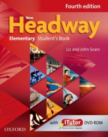 New Headway: Elementary A1-A2: Student's Book and iTutor Pack : The world's most trusted English course, Mixed media product Book
