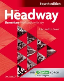 New Headway: Elementary A1 - A2: Workbook + iChecker with Key : The world's most trusted English course, Mixed media product Book