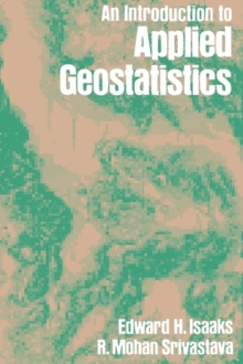 Applied Geostatistics, Paperback Book