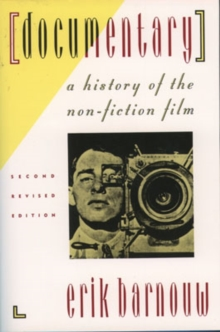 Documentary : A History of the Non-Fiction Film, Paperback Book