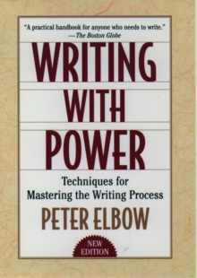 Writing With Power, Paperback Book