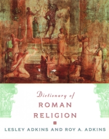 Dictionary of Roman Religion, Paperback / softback Book