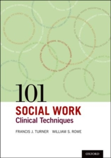 101 Social Work Clinical Techniques, Paperback / softback Book