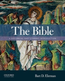 The Bible : A Historical and Literary Introduction, Paperback / softback Book