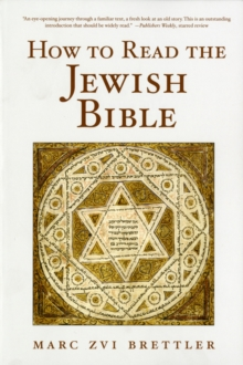 How to Read the Jewish Bible, Paperback / softback Book