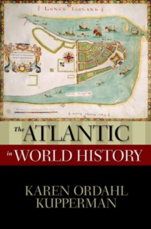 The Atlantic in World History, Paperback / softback Book