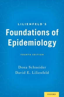 Lilienfeld's Foundations of Epidemiology, Paperback / softback Book