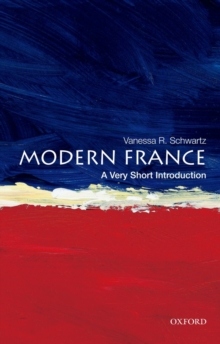 Modern France: A Very Short Introduction, Paperback / softback Book