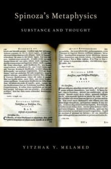 Spinoza's Metaphysics : Substance and Thought, Hardback Book