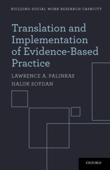 Translation and Implementation of Evidence-Based Practice, Paperback / softback Book