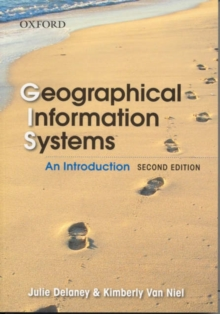 Geographical Information Systems : An Introduction, Paperback Book