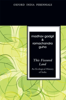 This Fissured Land, Second Edition : An Ecological History of India, Paperback / softback Book