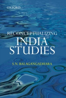 Reconceptualizing India Studies, Hardback Book