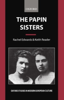 The Papin Sisters, Paperback / softback Book