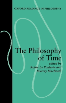 The Philosophy of Time, Paperback / softback Book