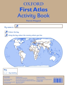 Oxford First Atlas Activity Book, Paperback / softback Book