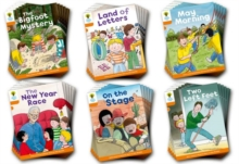 Oxford Reading Tree Biff, Chip and Kipper Stories Decode and Develop: Level 6: Pack of 36, Multiple copy pack Book