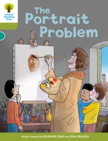 Oxford Reading Tree Biff, Chip and Kipper Stories Decode and Develop: Level 7: The Portrait Problem, Paperback Book