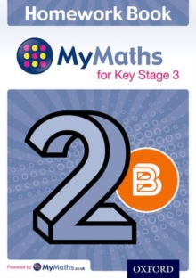 MyMaths for Key Stage 3: Homework Book 2B (Pack of 15), Multiple copy pack Book