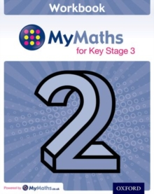 MyMaths for Key Stage 3: Workbook 2 (Pack of 15), Multiple copy pack Book