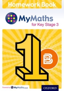 Mymaths for Ks3 Homework Book 1b Single, Book Book