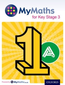 MyMaths for Key Stage 3: Student Book 1A, Paperback Book